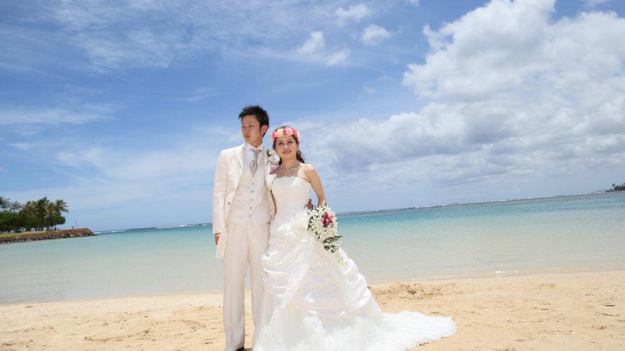 少人数結婚式に招待された【グアム挙式編】