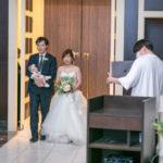 家族だけ結婚式の新郎新婦の挨拶は何をどう伝えれば良いの?