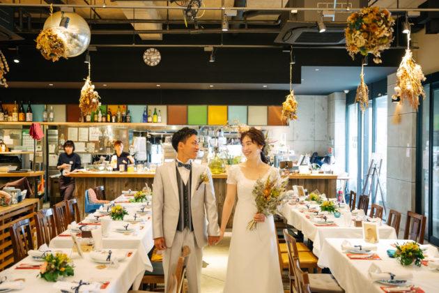 家族婚の服装のマナーについて