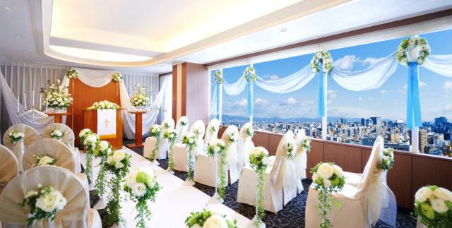 家族婚.挙式..大阪.ホテルプラザオーサカ