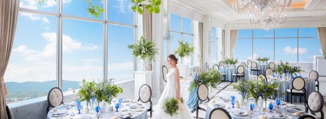 少人数結婚式,家族婚,お食事会ウェディング・姫路・ホテルモントレ姫路