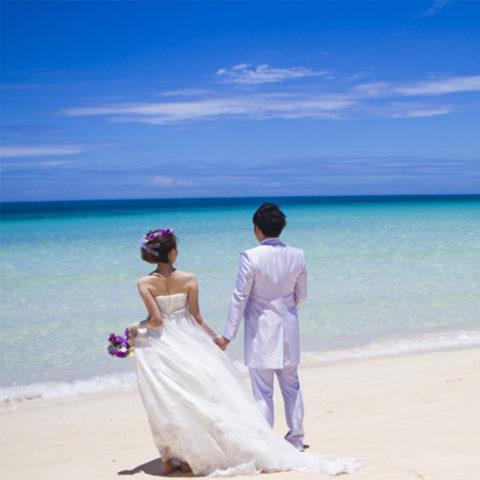 少人数結婚式,家族婚,会食ウェディング,沖縄,前浜ビーチウェディング