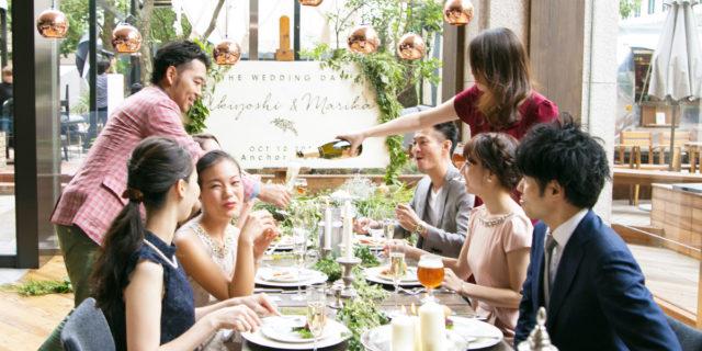 東京,赤坂,永田町,レストランウェディング,少人数婚.,家族婚