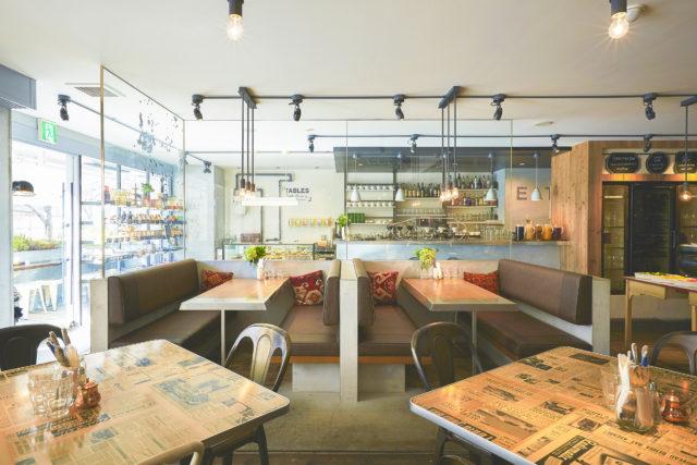 タブレス コーヒーベーカリー&ダイナー (TABLES Coffee Bakery & Diner)